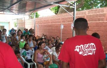 Incontri di prevenzione in Brasile - Nuovi Orizzonti
