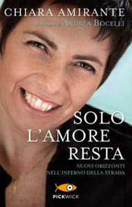 Libro - Solo l'Amore resta