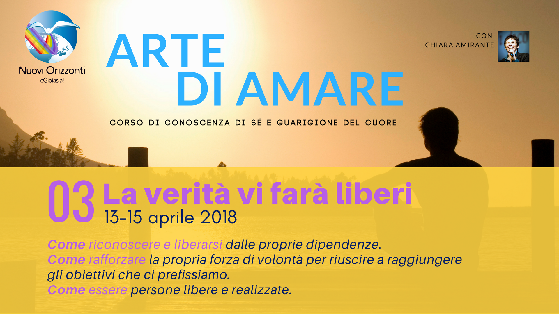 Arte di Amare 2017-2018 - Nuovi Orizzonti