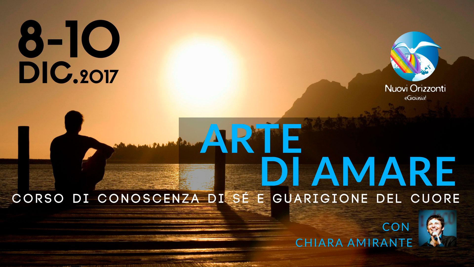 Arte di Amare Dicembre 2017 - Nuovi Orizzonti