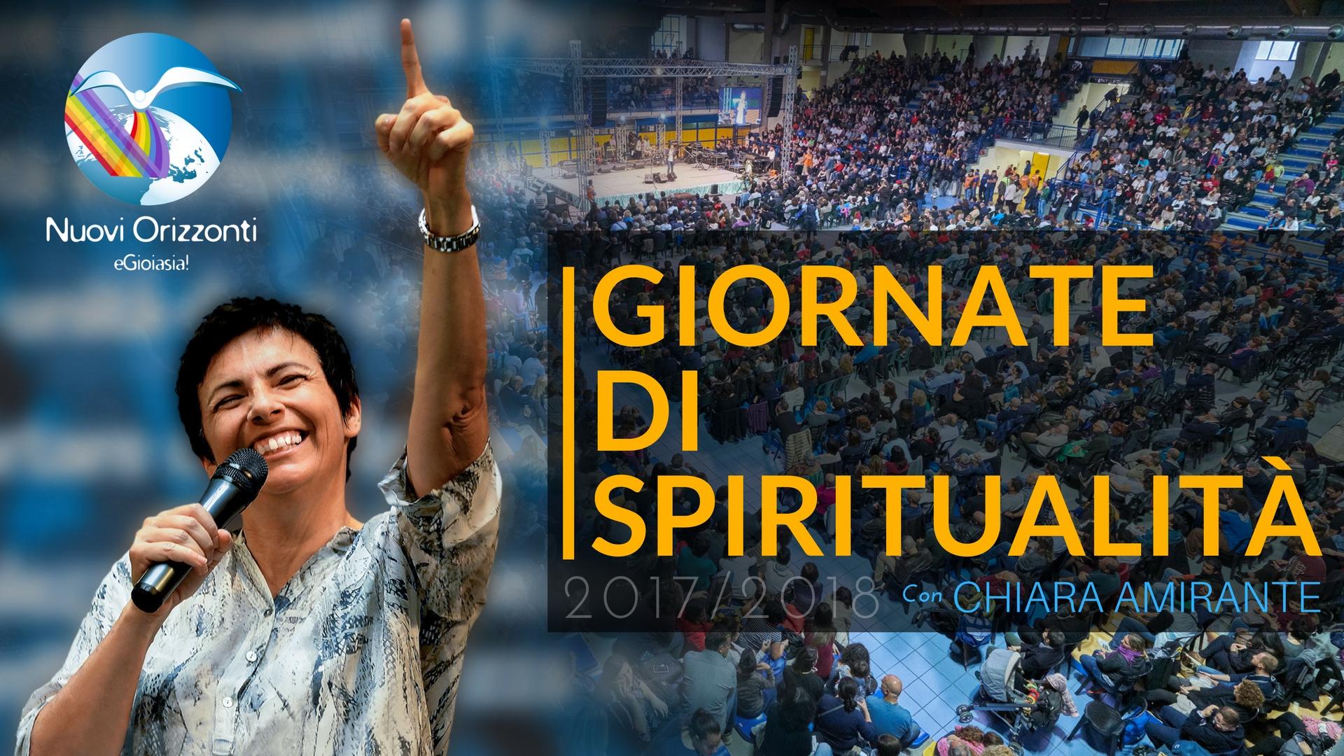 Giornata di Spiritualità - Nuovi Orizzonti