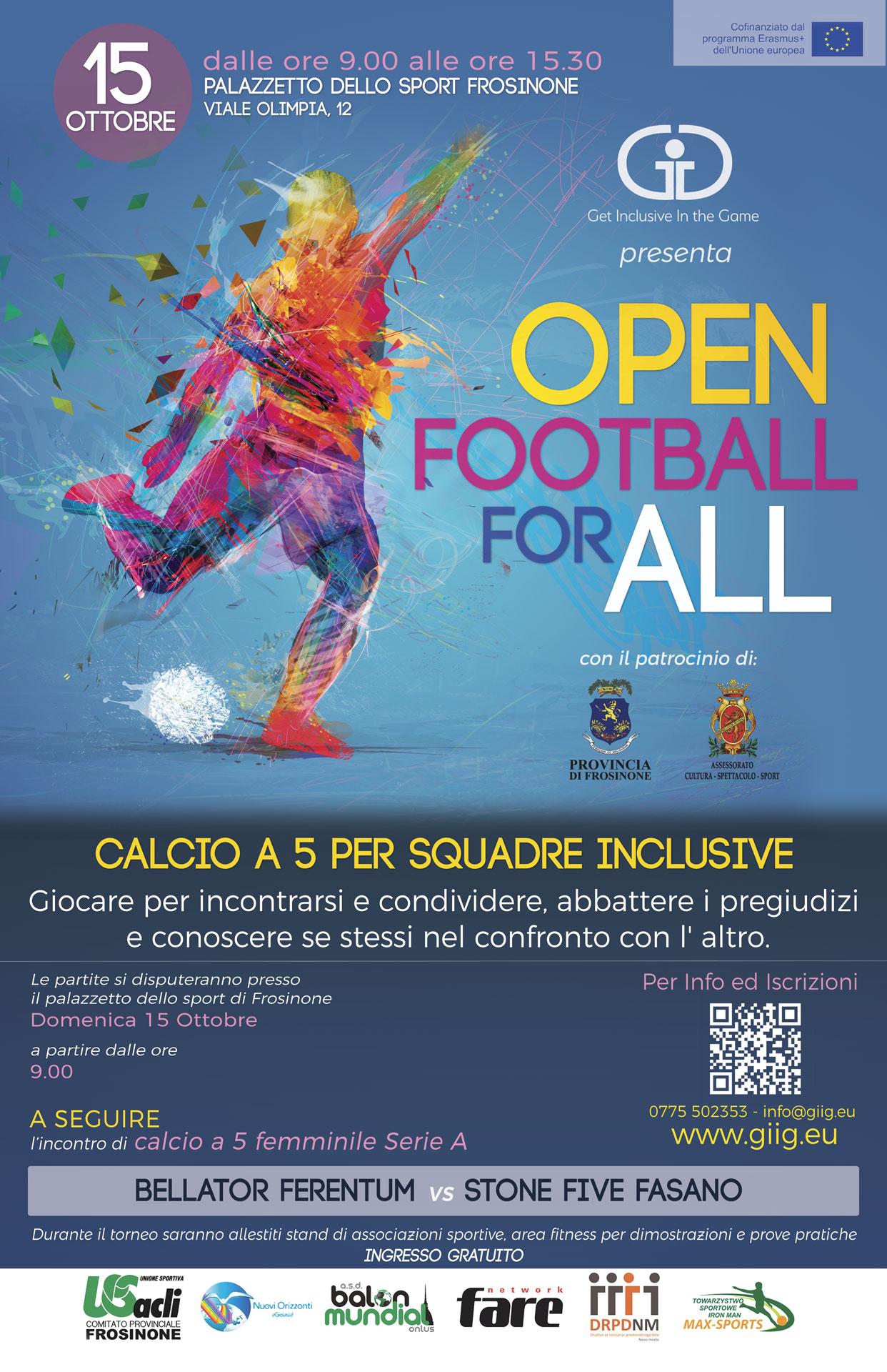 Calcio a 5 - Nuovi Orizzonti