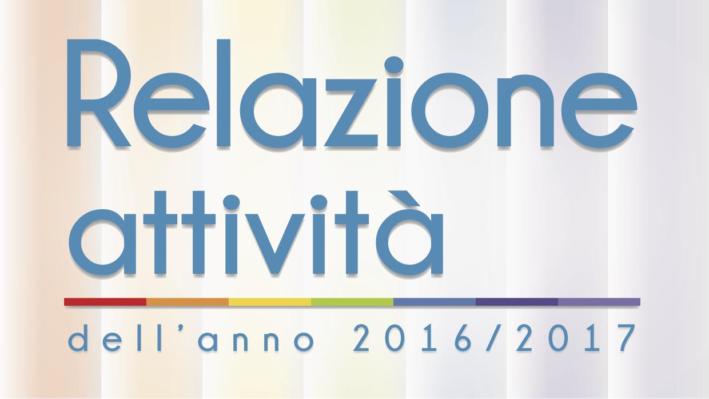 Relazione Annuale 2017 - Nuovi Orizzonti