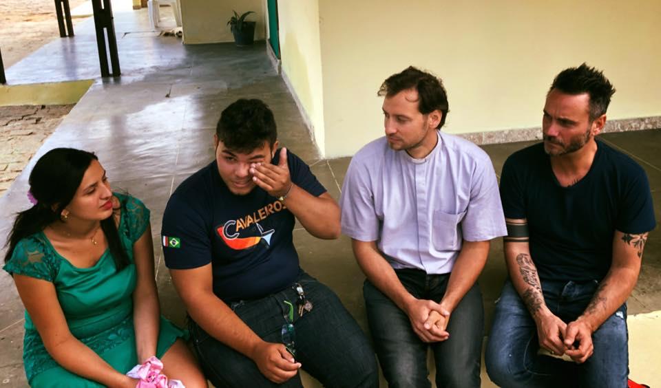 Nem e la sua nuova vita (Missione Brasile) - Nuovi Orizzonti