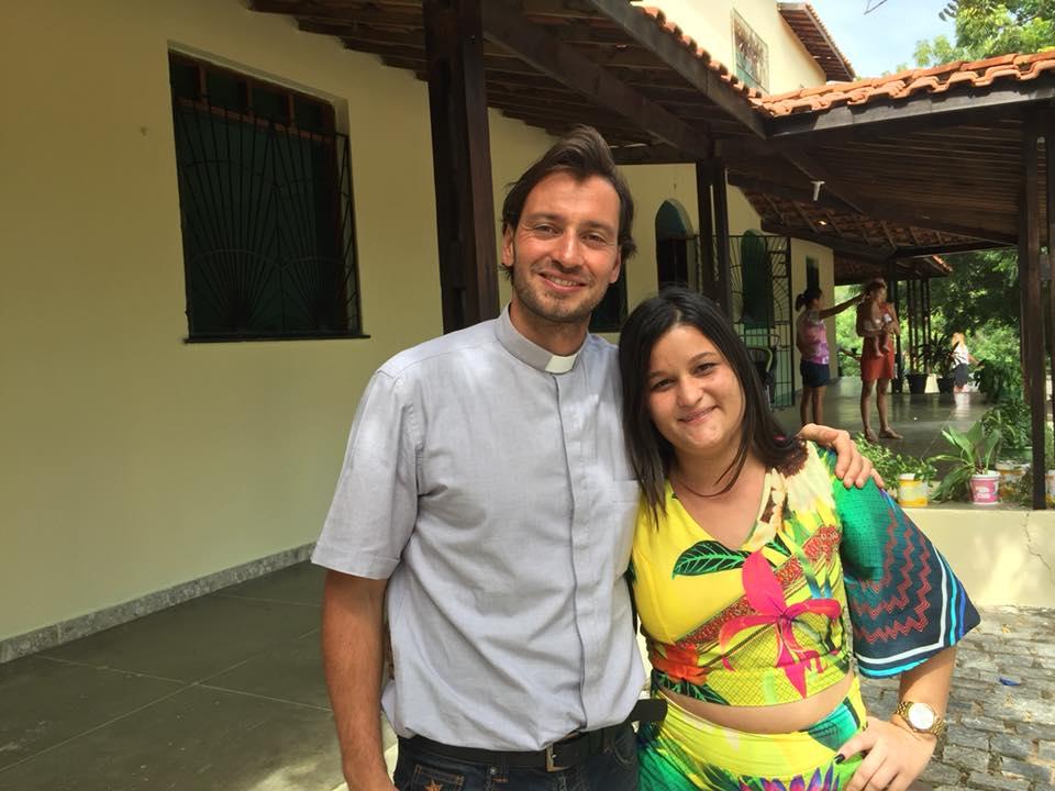 Beatriz e la sua nuova vita (Missione Brasile) - Nuovi Orizzonti