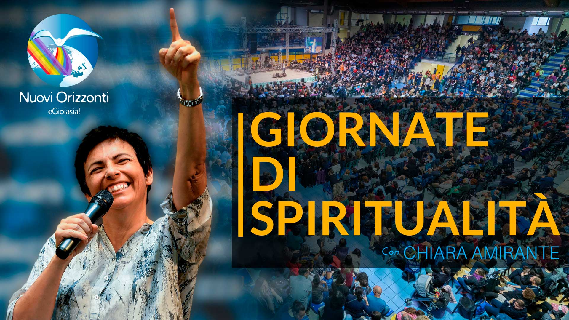 Giornate di Spiritualità 2018-2019 - Nuovi Orizzonti
