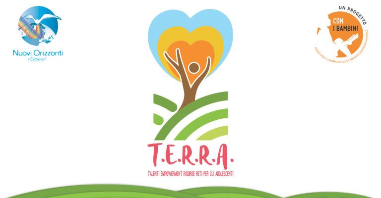 Progetto TERRA - Nuovi Orizzonti