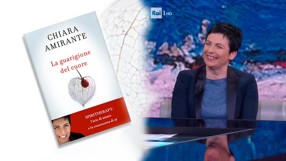 Chiara Amirante, libro: La guarigione del cuore - Nuovi Orizzonti