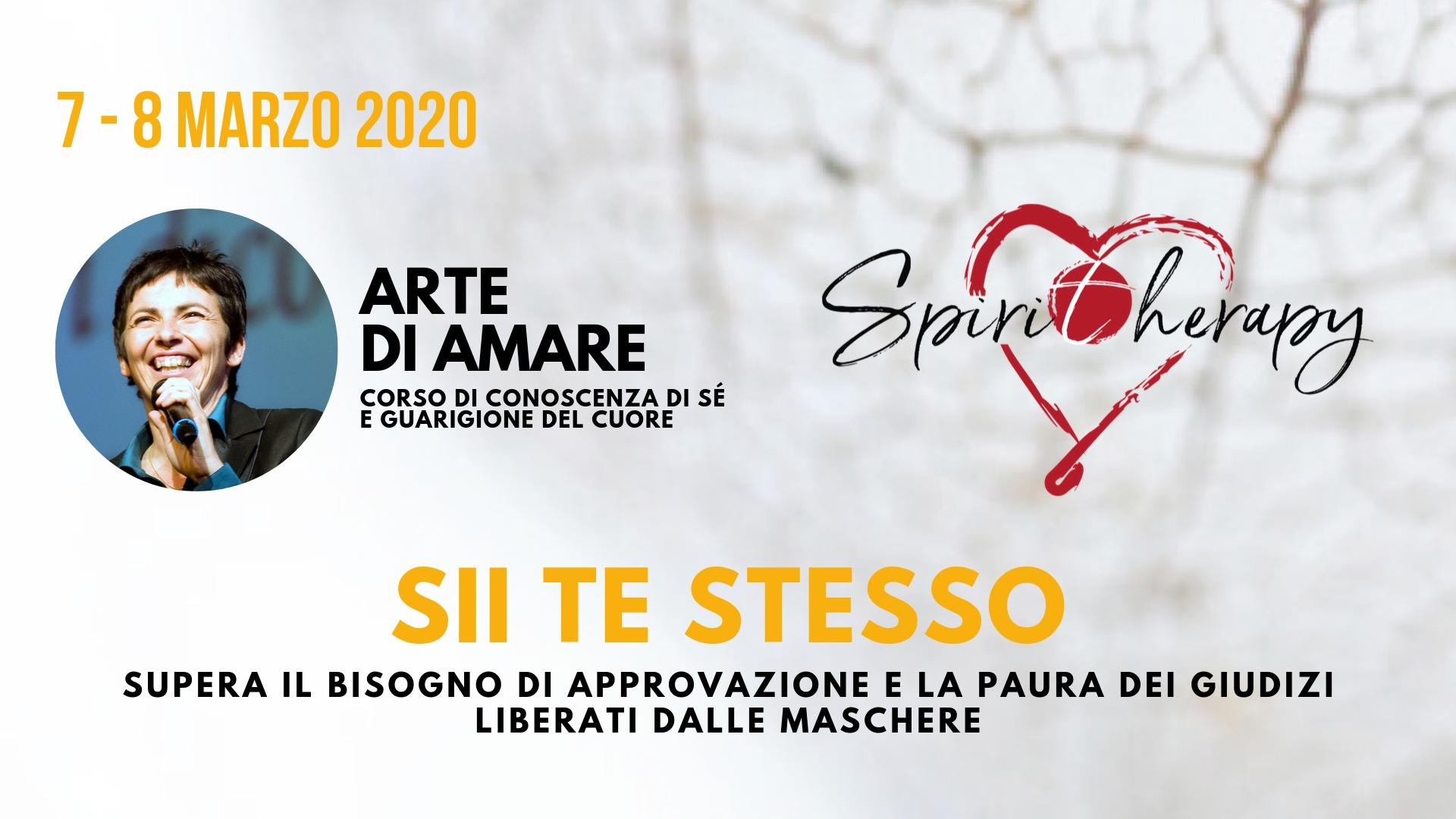 Spiritherapy: SII TE STESSO - Nuovi Orizzonti