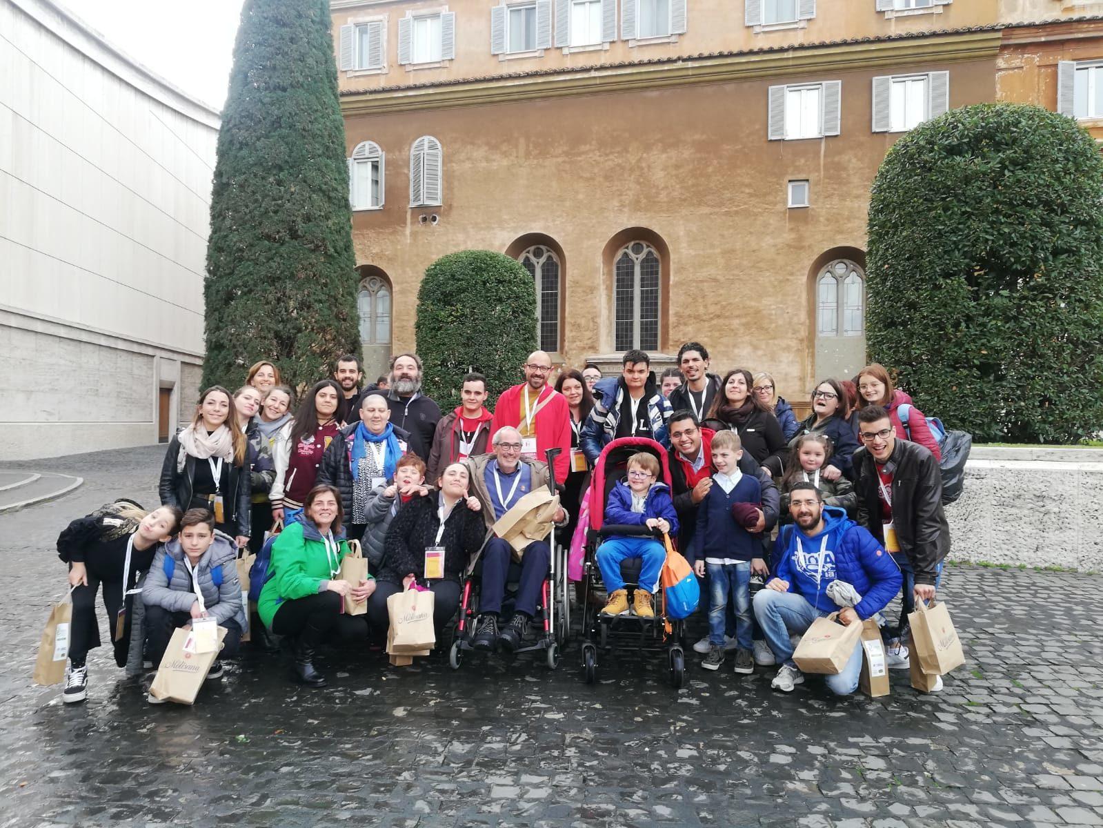 gruppo, vaticano, nuovi orizzonti