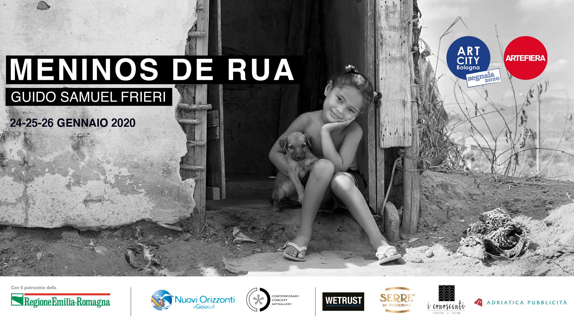 Meninos de Rua - Mostra fotografica Brasile - Nuovi Orizzonti