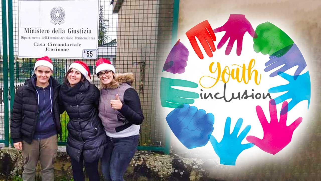 """Progetto europeo """"Youth Inclusion"""" - Nuovi Orizzonti"""