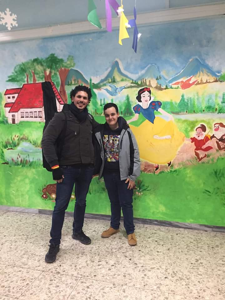 """L'esperienza di Marco nel progetto europeo """"Youth inclusion"""" - Nuovi Orizzonti"""